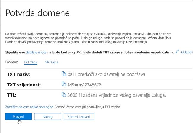 OVH potvrđivanje domene u Office 365_C3_201769202357