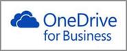 Ikona servisa OneDrive za tvrtke.