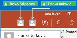 Suradnja u programu PowerPoint za Android u stvarnom vremenu