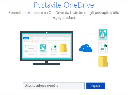 Sinkronizacija postavljanja sustava SharePoint Online