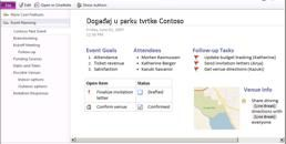 Web-aplikacija programa OneNote