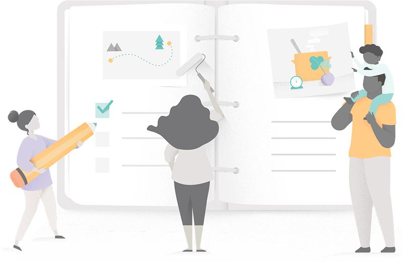 Obiteljska bilježnica programa OneNote