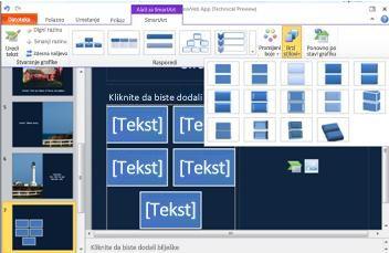 SmartArt grafika