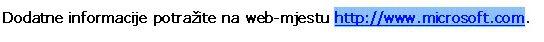 Odabrana web-adresa