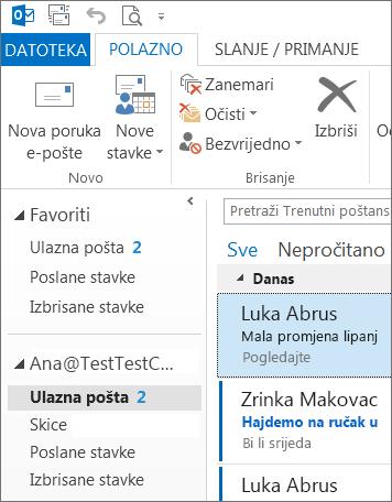 Bijela tema sustava Office