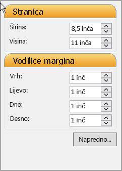 Vodilice margina