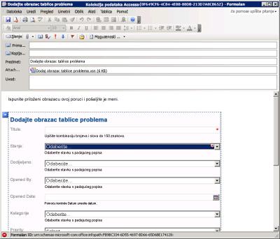 Zaslon prijave za Office 365