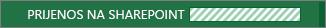 Slika statusne koja vam se prikazuje prilikom spremanja datoteke na timsko web-mjesto.