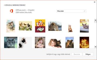 Macskás képek a ClipArt-webhelyen