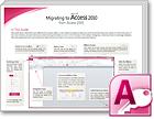 Áttérési útmutató az Access 2010-hez