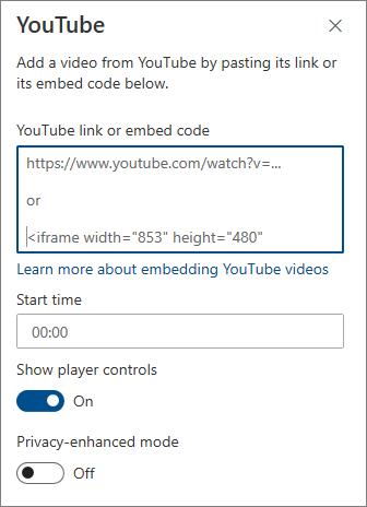 YouTube-eszközkészlet