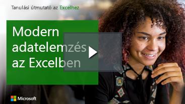 Mosolygó, tanulási útmutató a Microsoft Excel nő