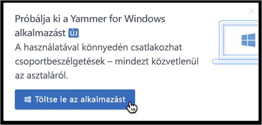 A termék a Windows üzenetküldés