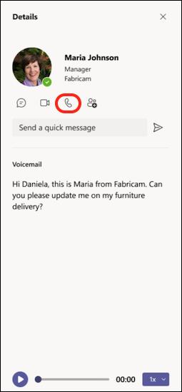 Teams-Details-Call button