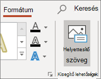 AltText button for a shape in PowerPoint for Windows