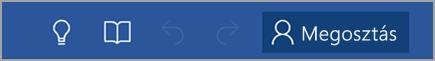 Megosztás ikon