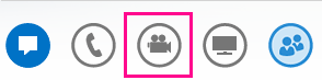 Képernyőkép: a kamera ikon szürke