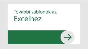 További sablonok az Excelhez