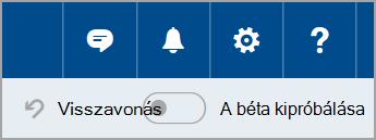 Csatlakozás az Outlook.com-béta