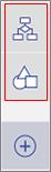Alakzatkészlet ikon