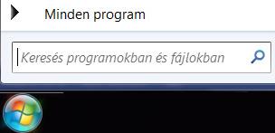 Programok keresése