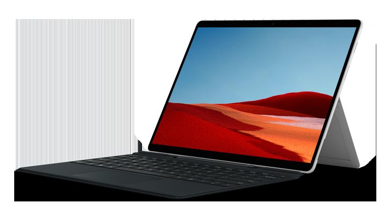 Surface Pro X képe