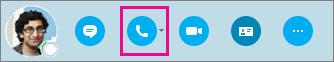 Gyors telefon gombja