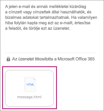 iOS Mail 1 OME Viewer