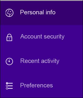 Bekapcsolás azt jelenti, Yahoo