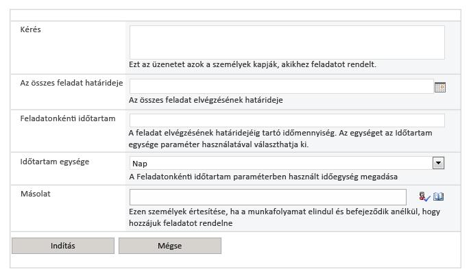 Munkafolyamat-képernyő képe
