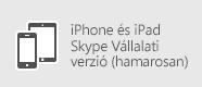 Skype Vállalati verzió – iOS