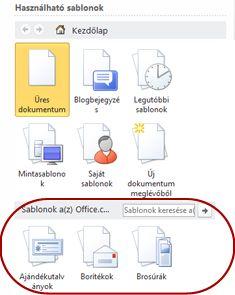 Sablonok