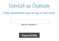 Új e-mail-fiók hozzáadása