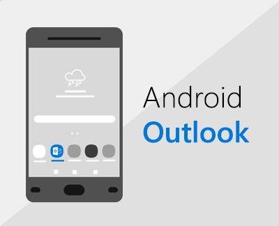 Kattintson ide az Android Outlook app beállításához