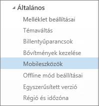Általános > Mobileszközök