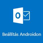 Az Android Outlook beállítása