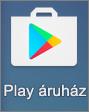 A Google Play ikon