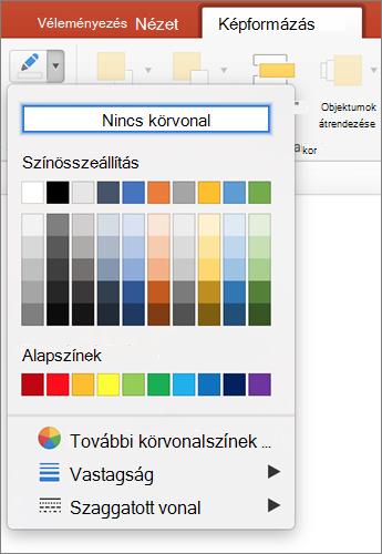 Kattintson a kép vázlat ikon