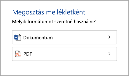 Dokumentum- vagy PDF-fájl