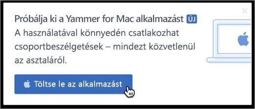 A termék Mac üzenetküldés