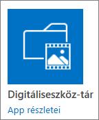 Digitáliseszköz-tár csempe