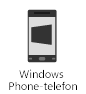 Windows Phone-telefon