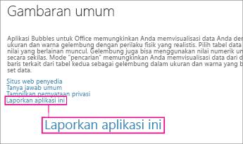 Link Laporkan Aplikasi Ini Bursa Office