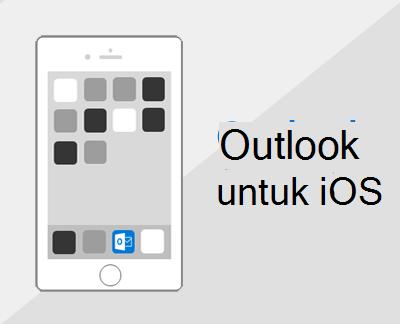 Klik untuk menyiapkan Outlook untuk iOS