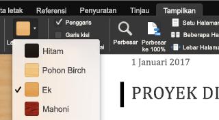 Fitur Mode Fokus Office untuk Mac