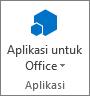 Tombol Aplikasi untuk Office