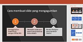 Fitur PowerPoint Designer