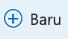 Tombol baru yang ditampilkan pada toolbar kalender Office 365