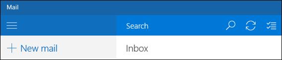 Pencarian di Email Outlook
