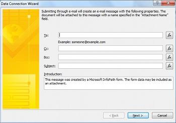 Kirim dan simpan data formulir